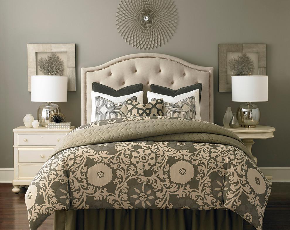 bedroom decorating ideas mirrored furniture photo - 6