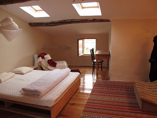 Bedroom Designs Attic Rooms Photo   2