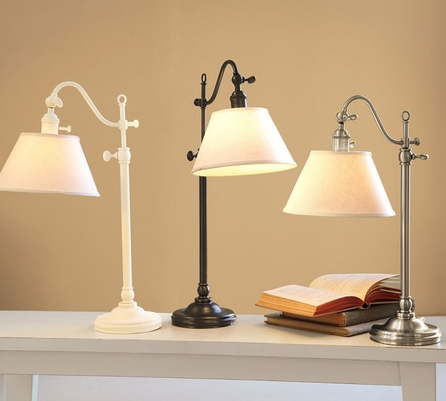 bedroom desk lamp photo - 2
