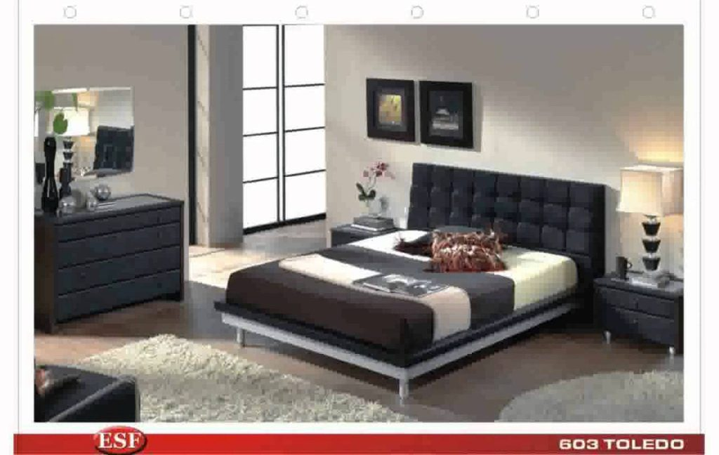 bedroom furniture designs for 10*10 room photo - 1