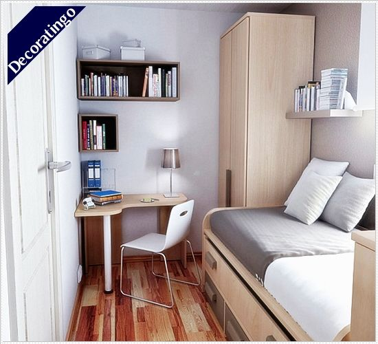 bedroom furniture designs for 10*10 room photo - 6