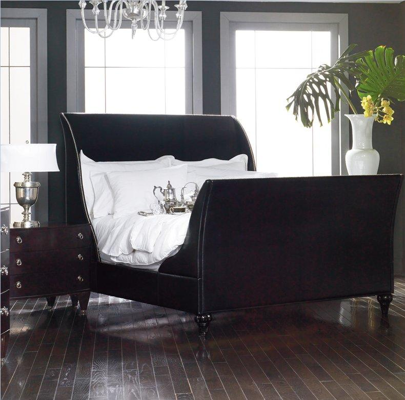 bedroom furniture feather black photo - 5