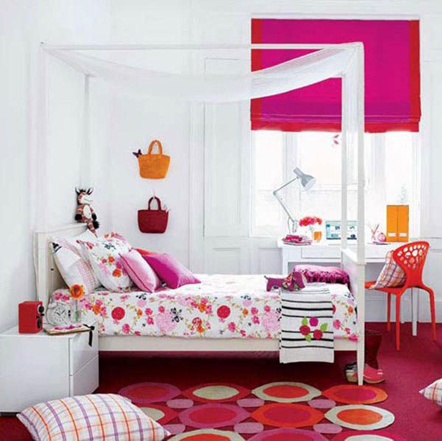 Bedroom furniture for a teenage girl | Hawk Haven