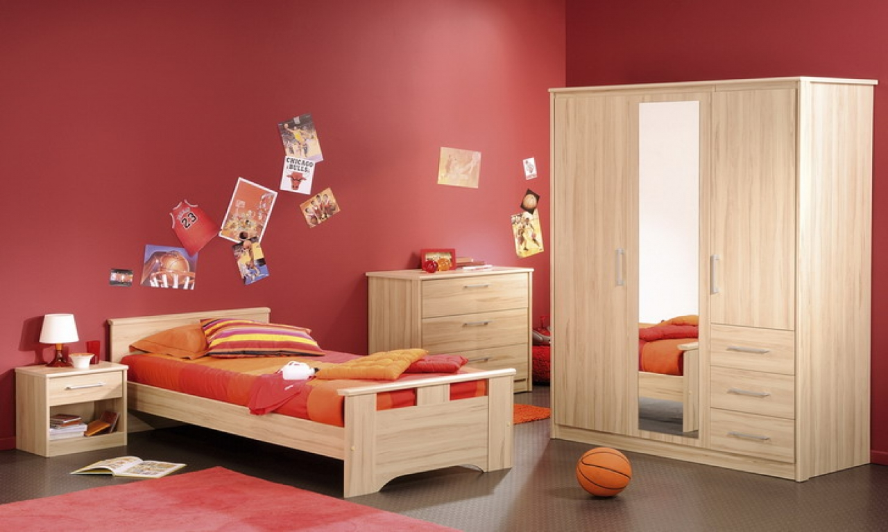 bedroom furniture for a teenage girl photo - 5