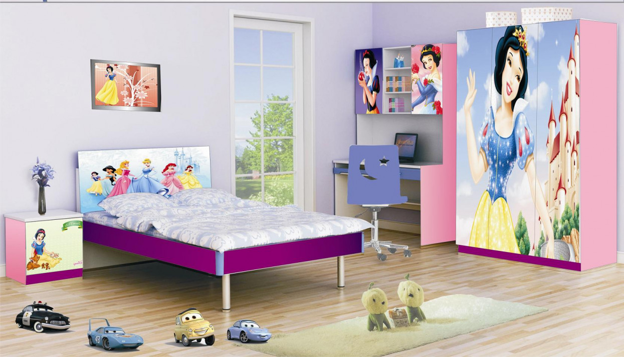 bedroom furniture for a teenage girl photo - 7