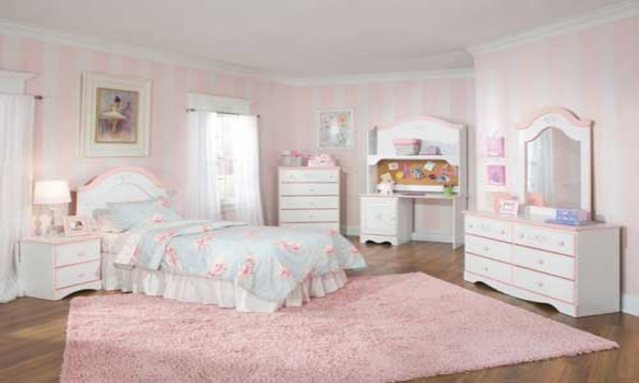 bedroom furniture for a teenage girl photo - 8