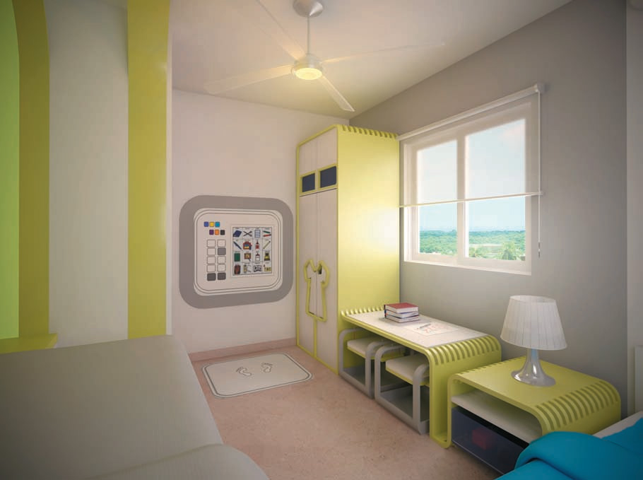 bedroom furniture for autistic kids photo - 10