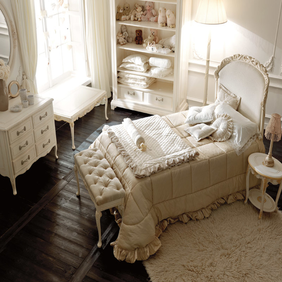 bedroom furniture for baby girls photo - 2