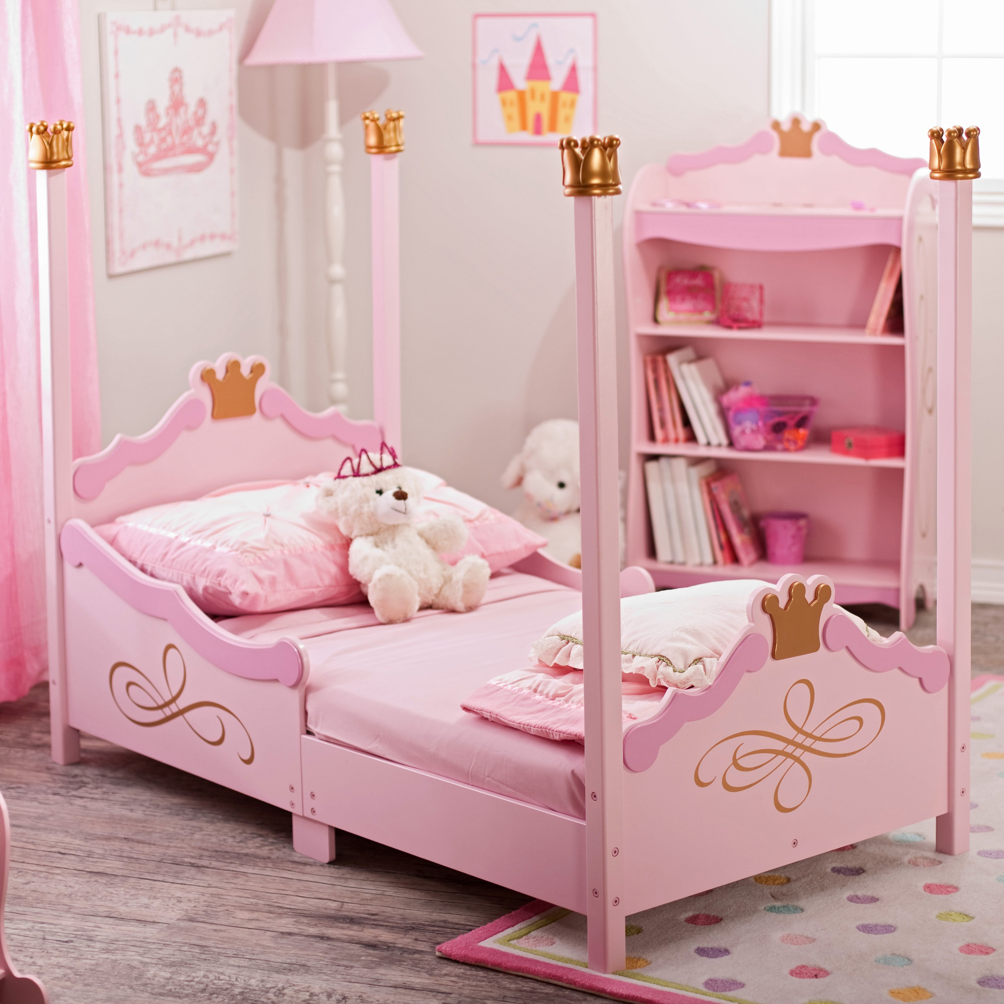 bedroom furniture for baby girls photo - 7