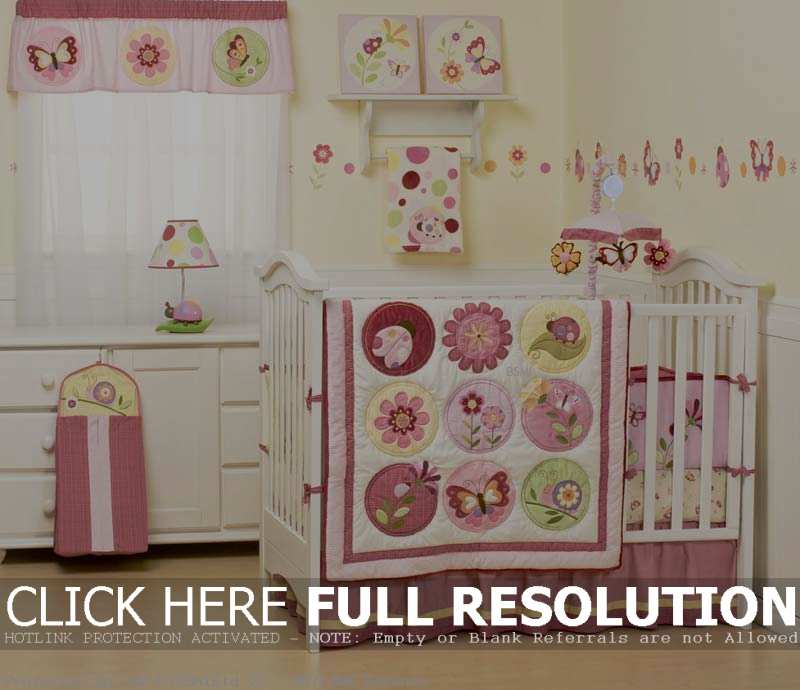 bedroom furniture for baby girls photo - 9
