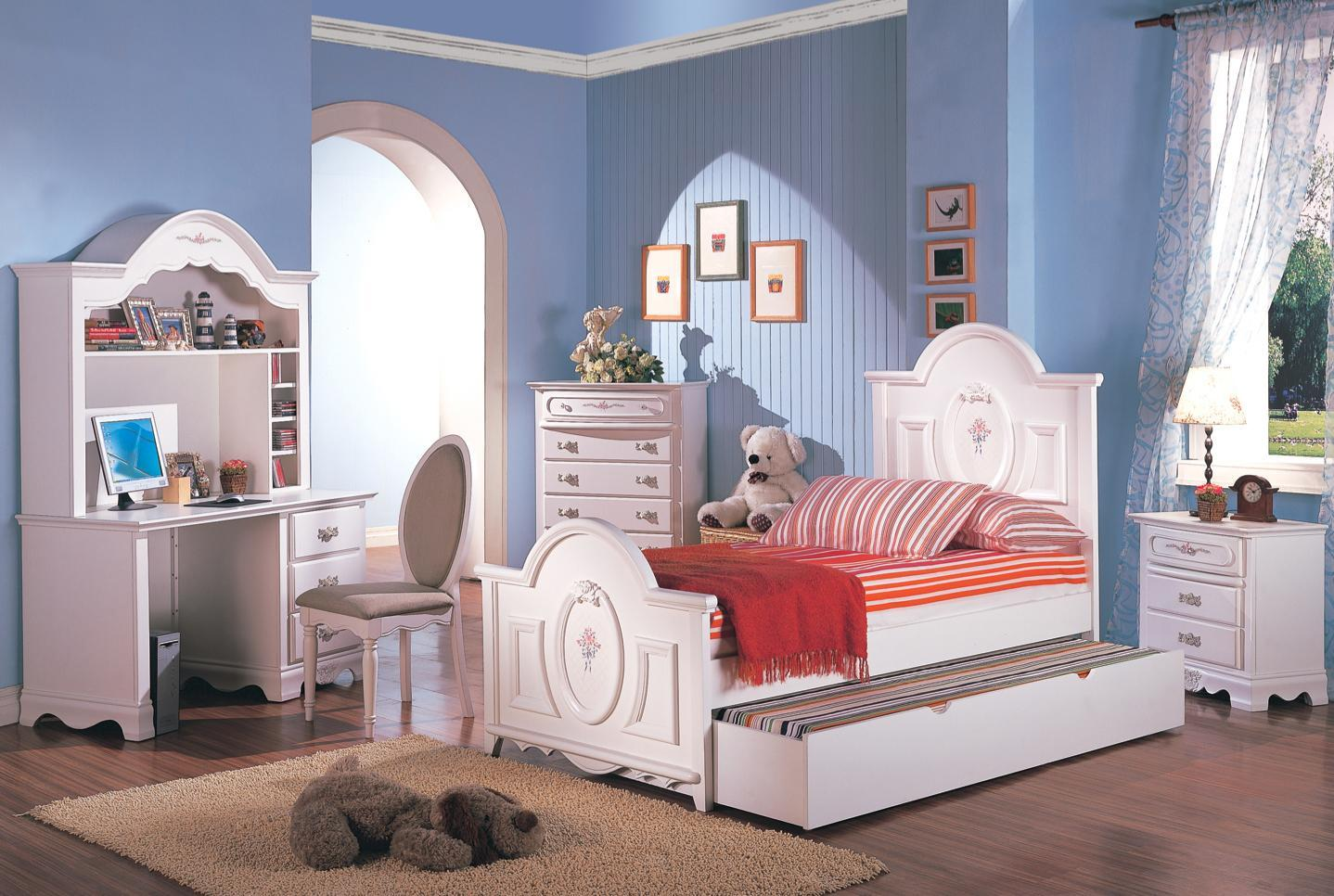 bedroom furniture for tween girls photo - 2
