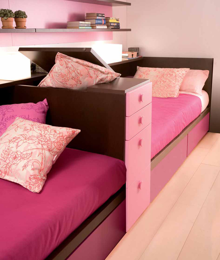 bedroom furniture for two kids photo - 3