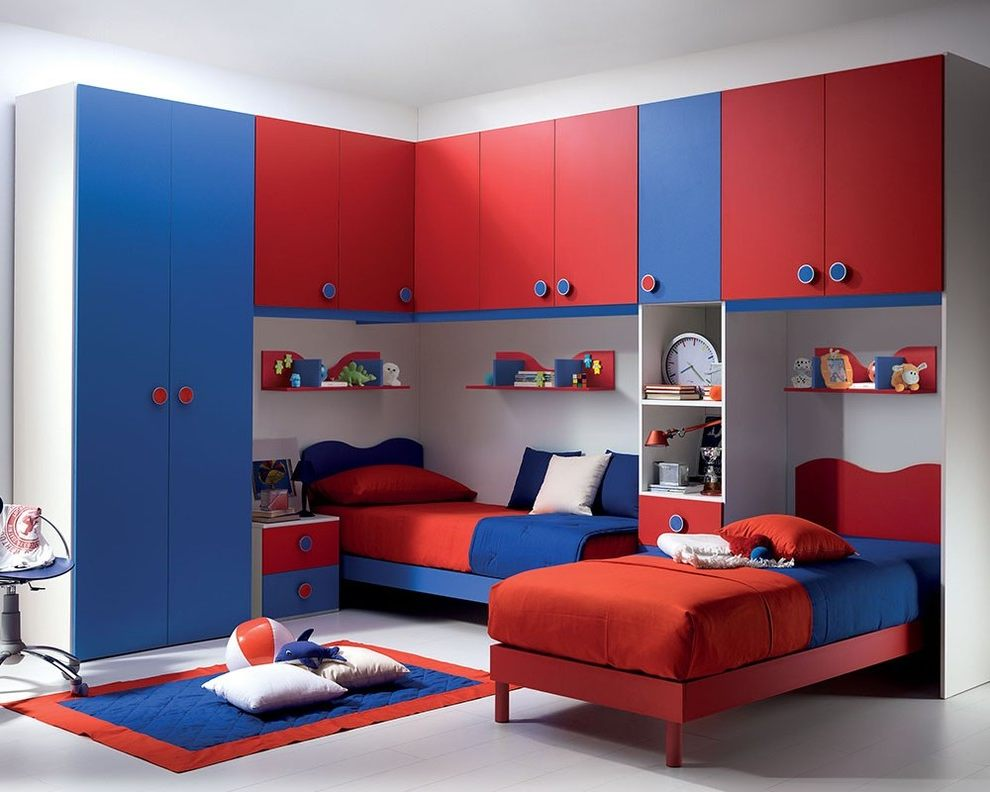 bedroom furniture for two kids photo - 5