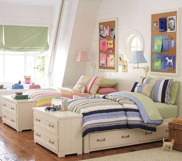 bedroom furniture for two kids photo - 6