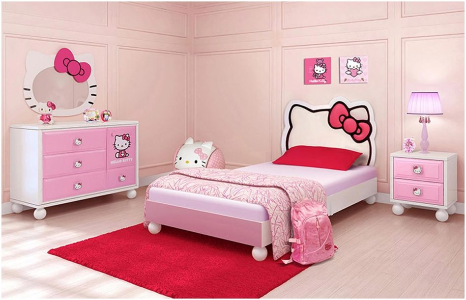 bedroom furniture for two kids photo - 7