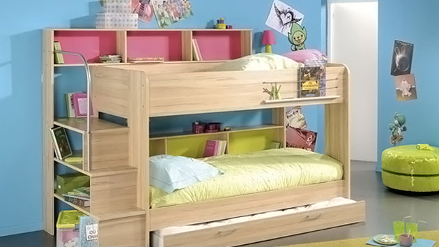 bedroom furniture for two kids photo - 9
