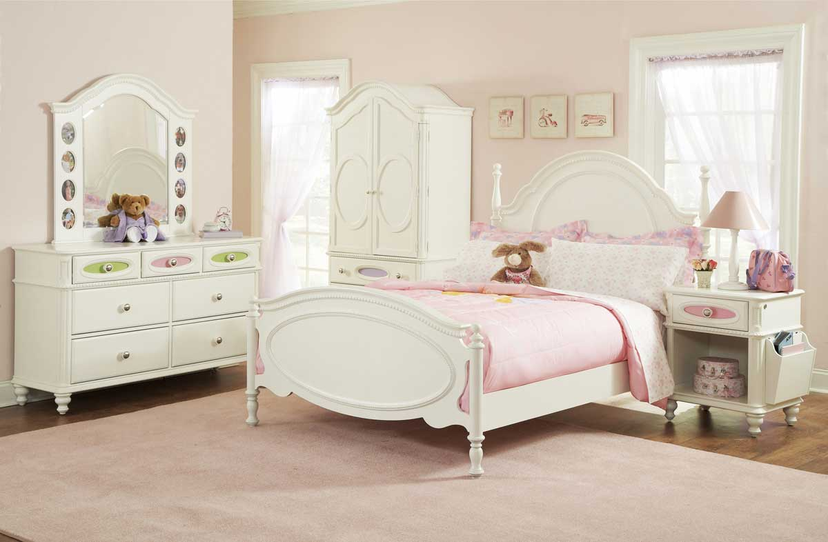 bedroom furniture ideas for girls photo - 2