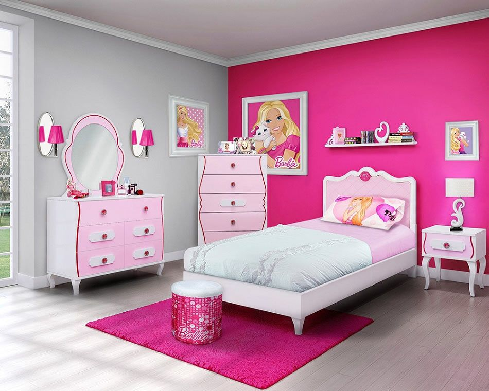 bedroom furniture ideas for girls photo - 7