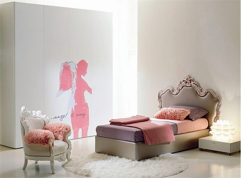 bedroom furniture ideas for girls photo - 8