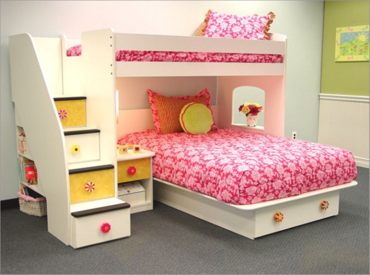 bedroom furniture ideas for girls photo - 9