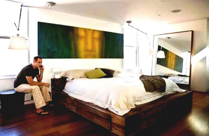 bedroom furniture ideas for men photo - 5