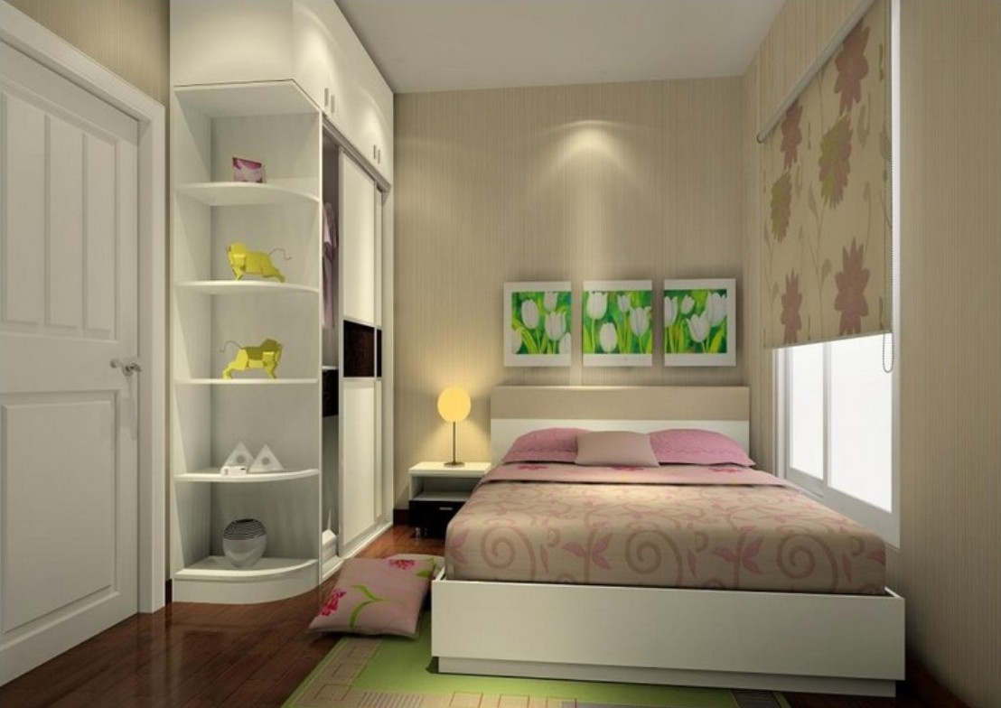 bedroom furniture ideas for small spaces photo - 10