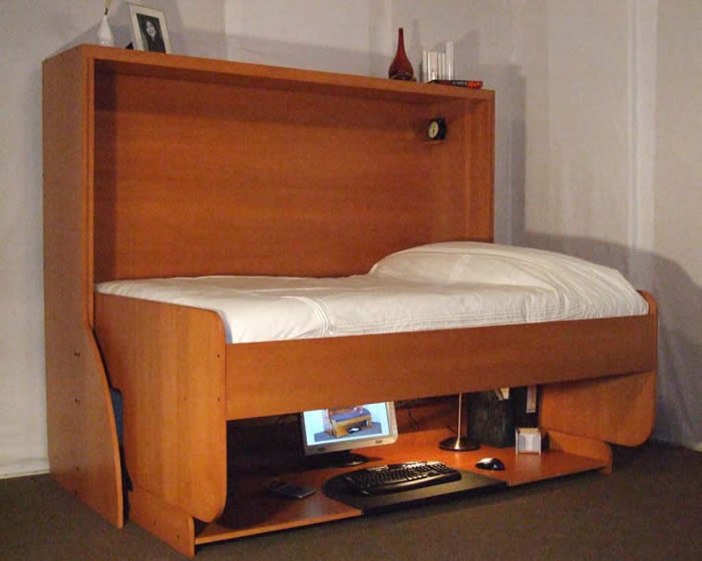 bedroom furniture ideas for small spaces photo - 2