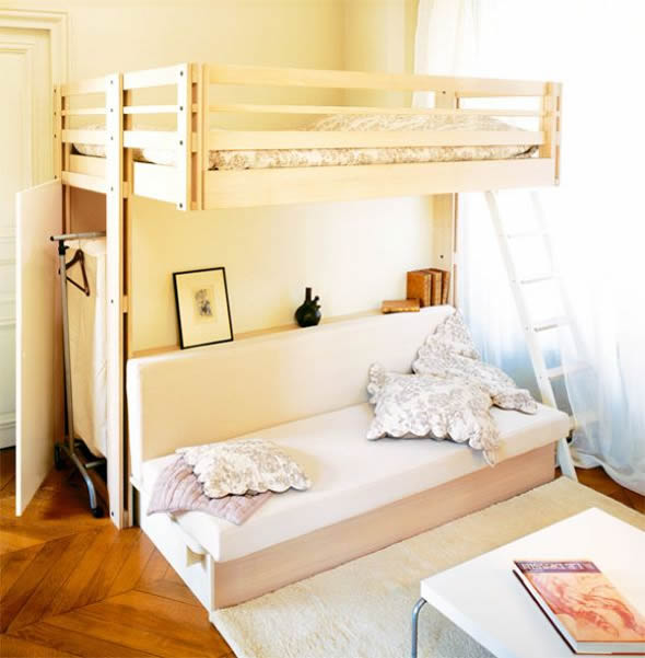 bedroom furniture ideas for small spaces photo - 3