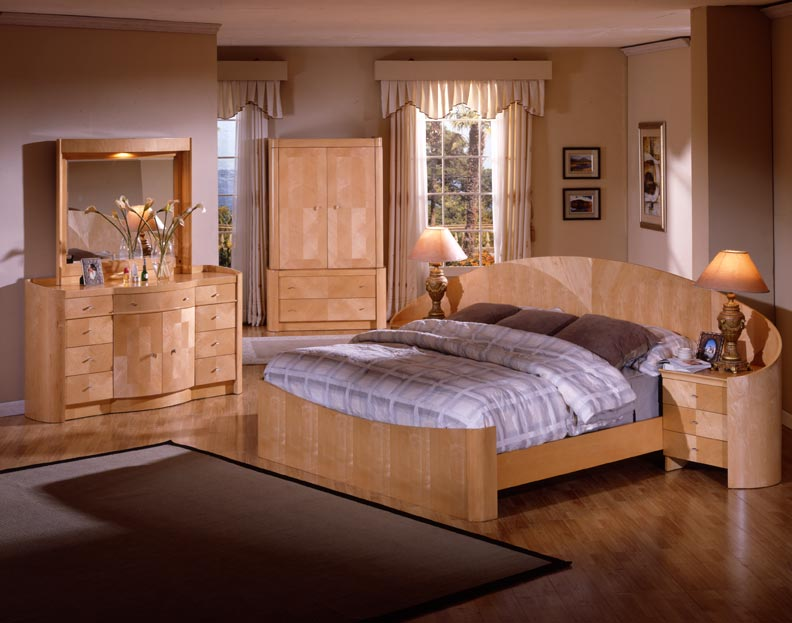 bedroom furniture interior design ideas photo - 2