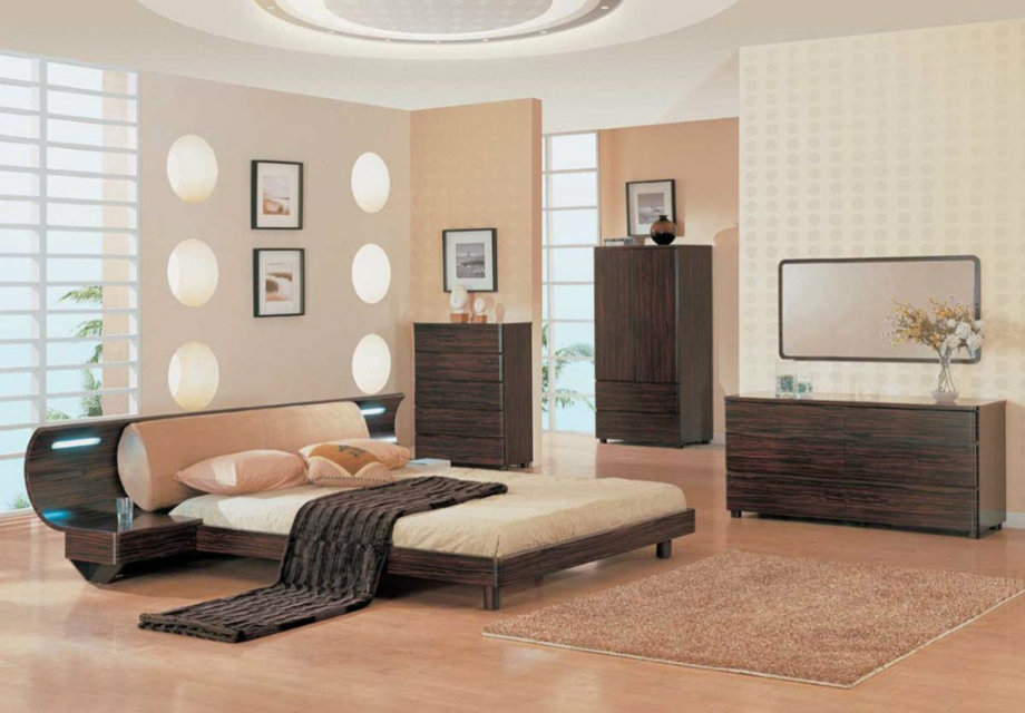 bedroom furniture interior design ideas photo - 3