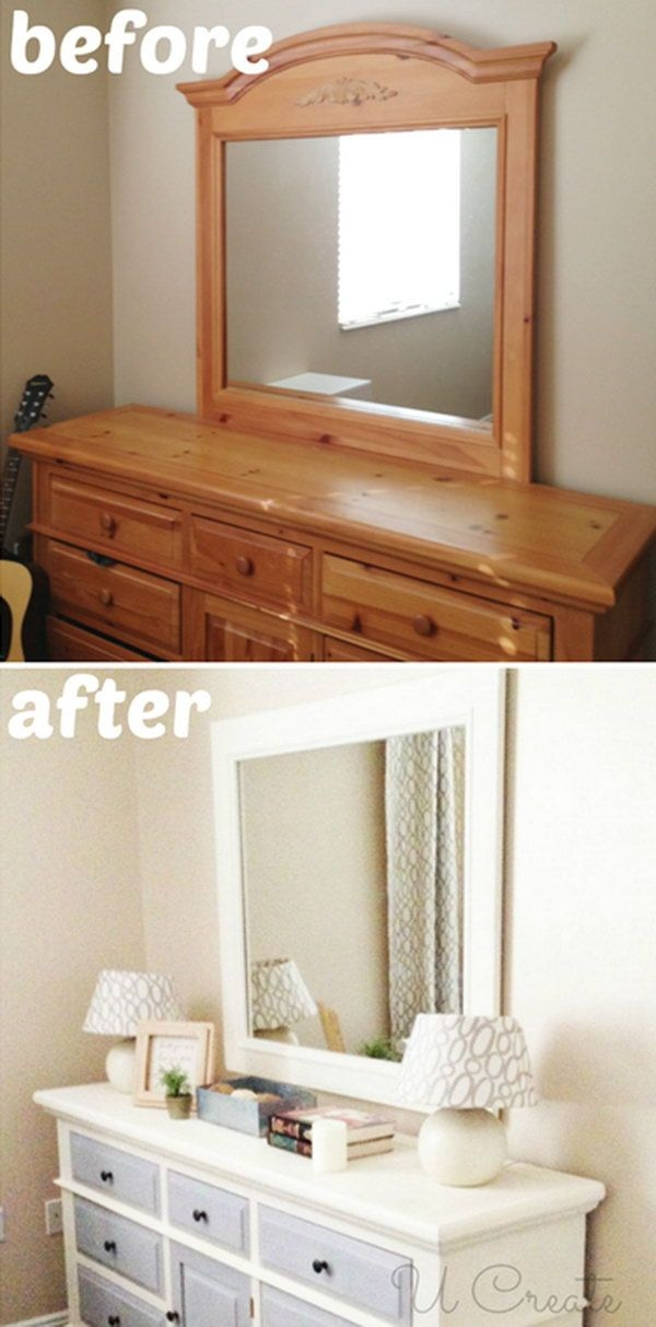 bedroom furniture makeover ideas photo - 9