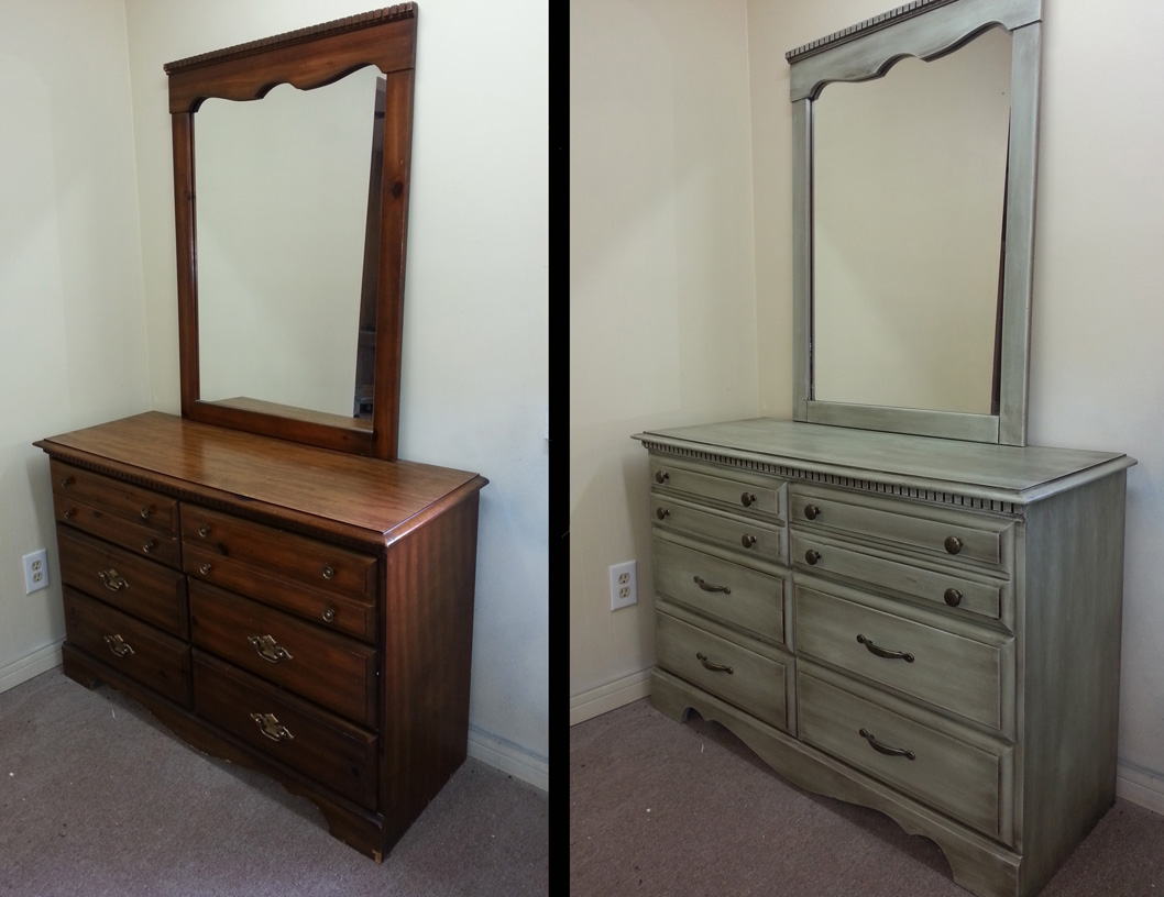 bedroom furniture painting ideas photo - 2