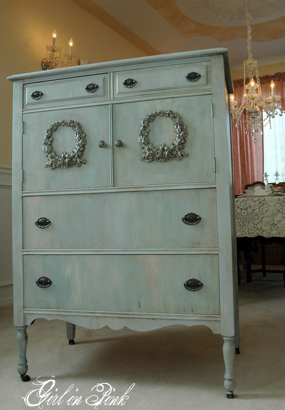 bedroom furniture painting ideas photo - 9