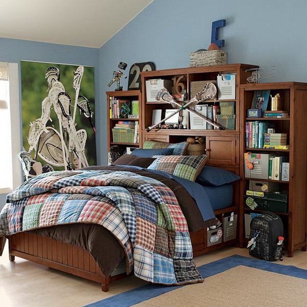 Bedroom furniture sets for boys | Hawk Haven