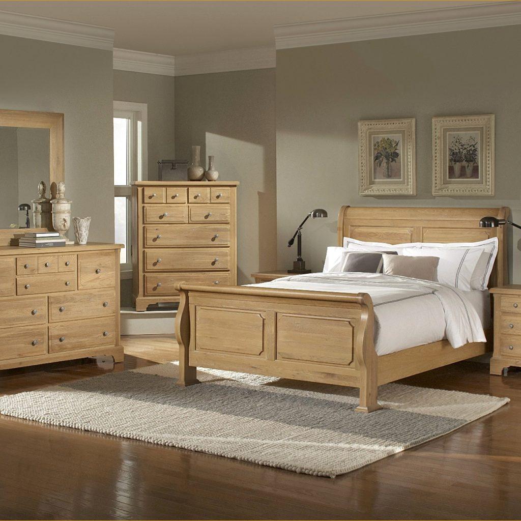bedroom furniture sets oak photo - 6