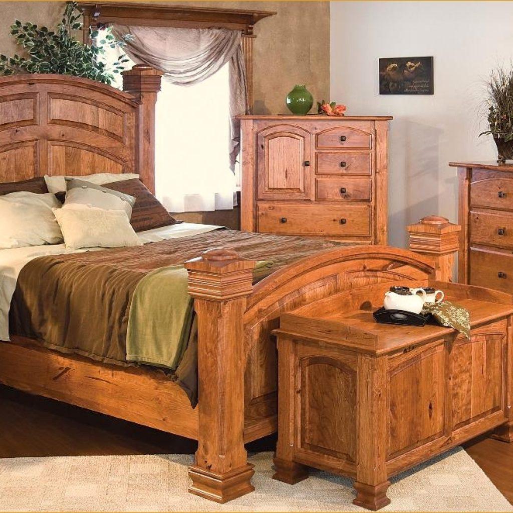 bedroom furniture sets oak photo - 8