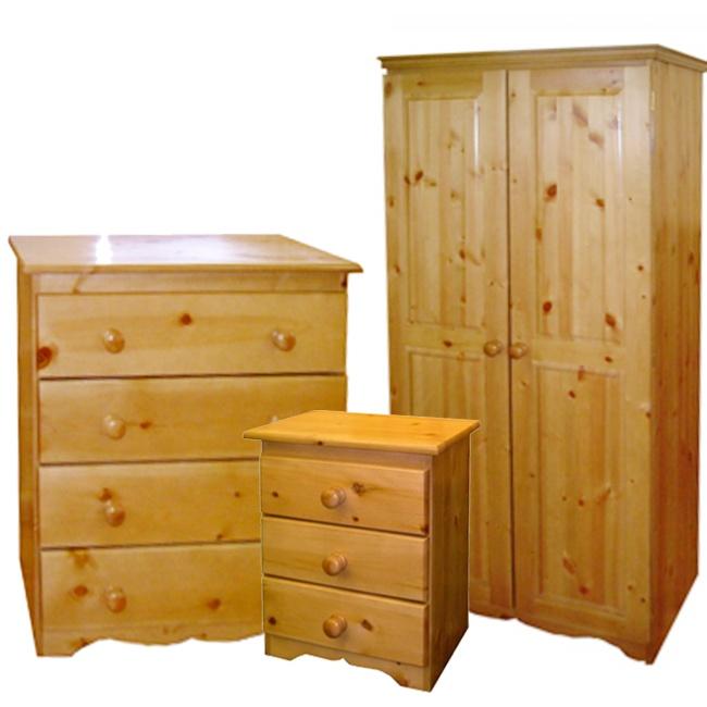 bedroom furniture sets pine photo - 1