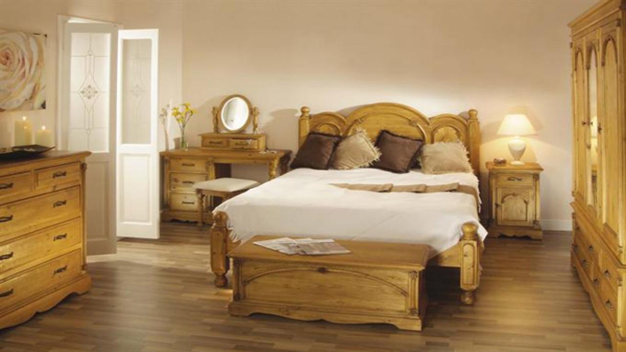 bedroom furniture sets pine photo - 10