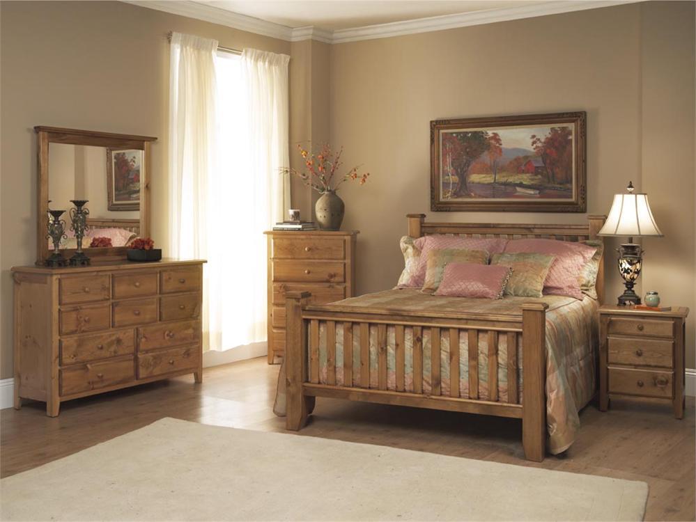 bedroom furniture sets pine photo - 4