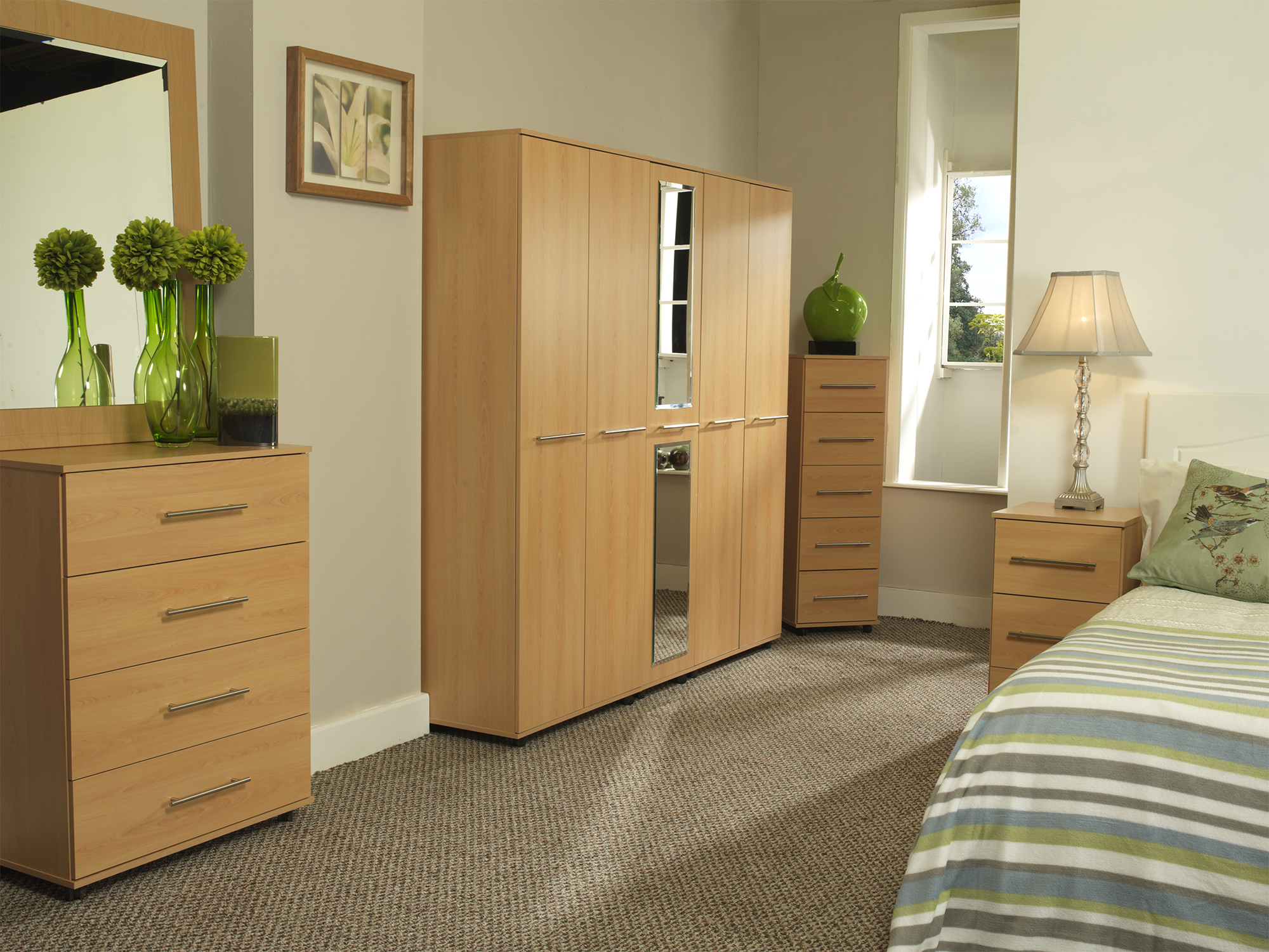 bedroom furniture sets ready assembled photo - 5