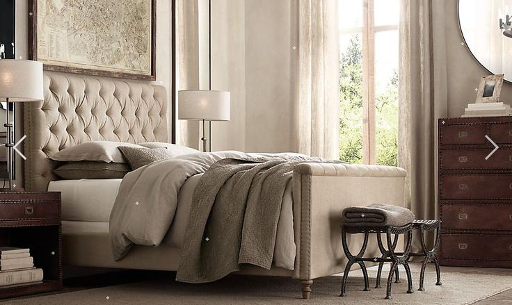 bedroom furniture sets restoration hardware photo - 2