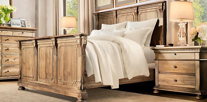 bedroom furniture sets restoration hardware photo - 4