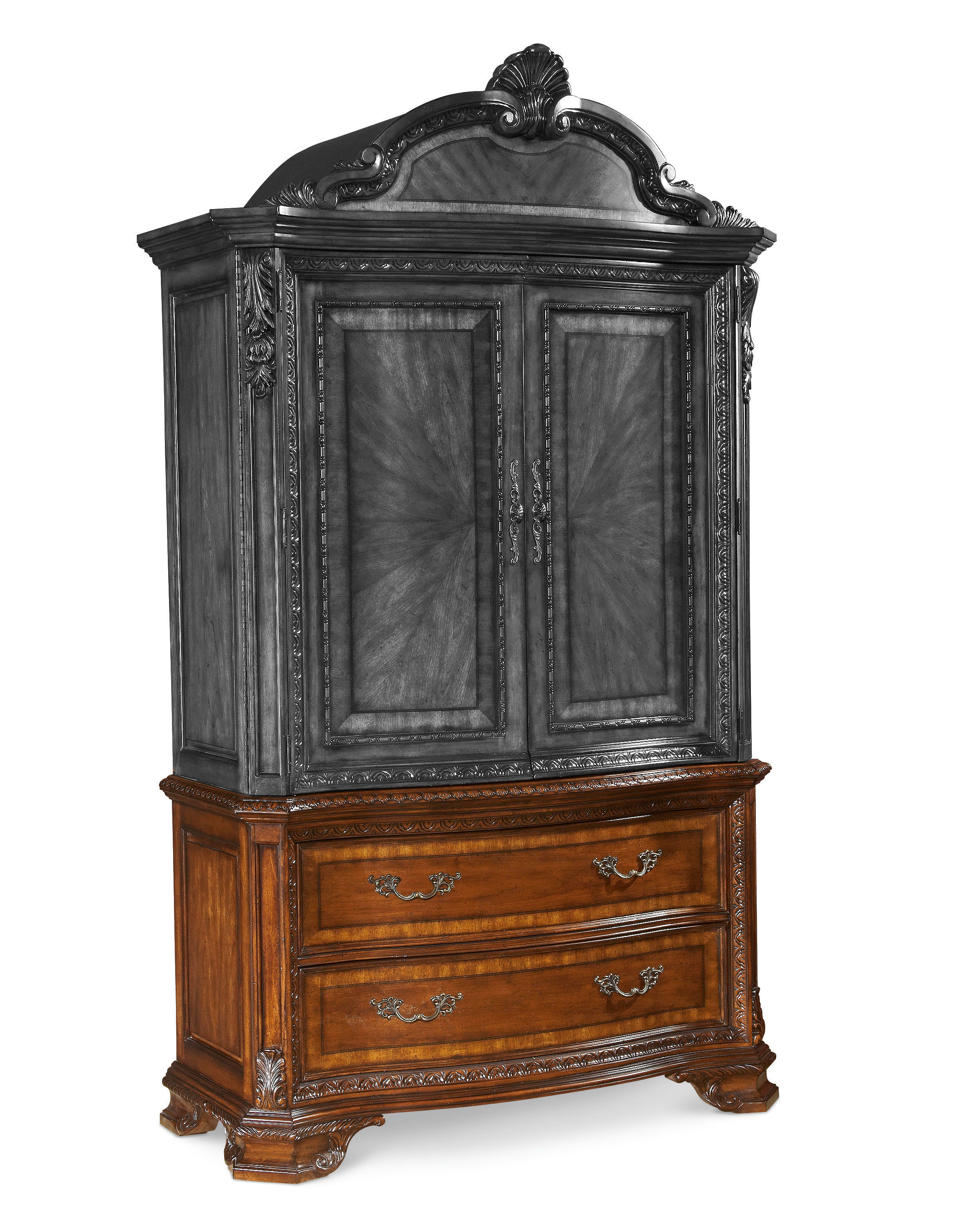 bedroom furniture sets with armoire photo - 5