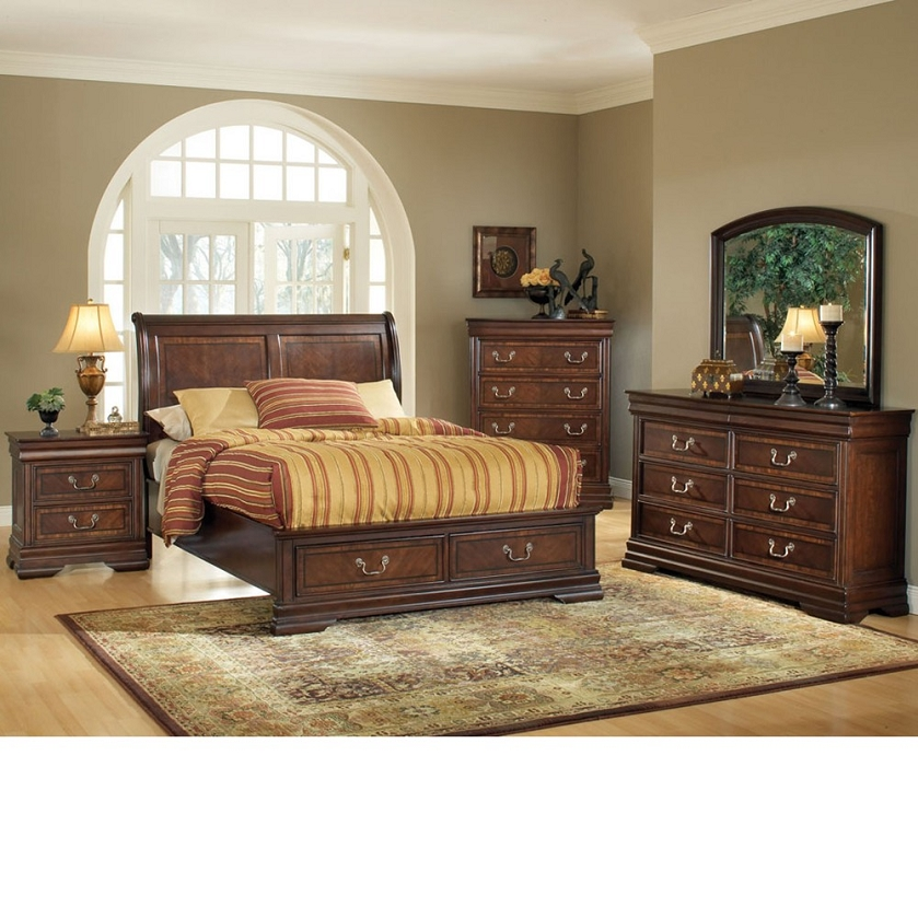 bedroom furniture sets with storage photo - 10