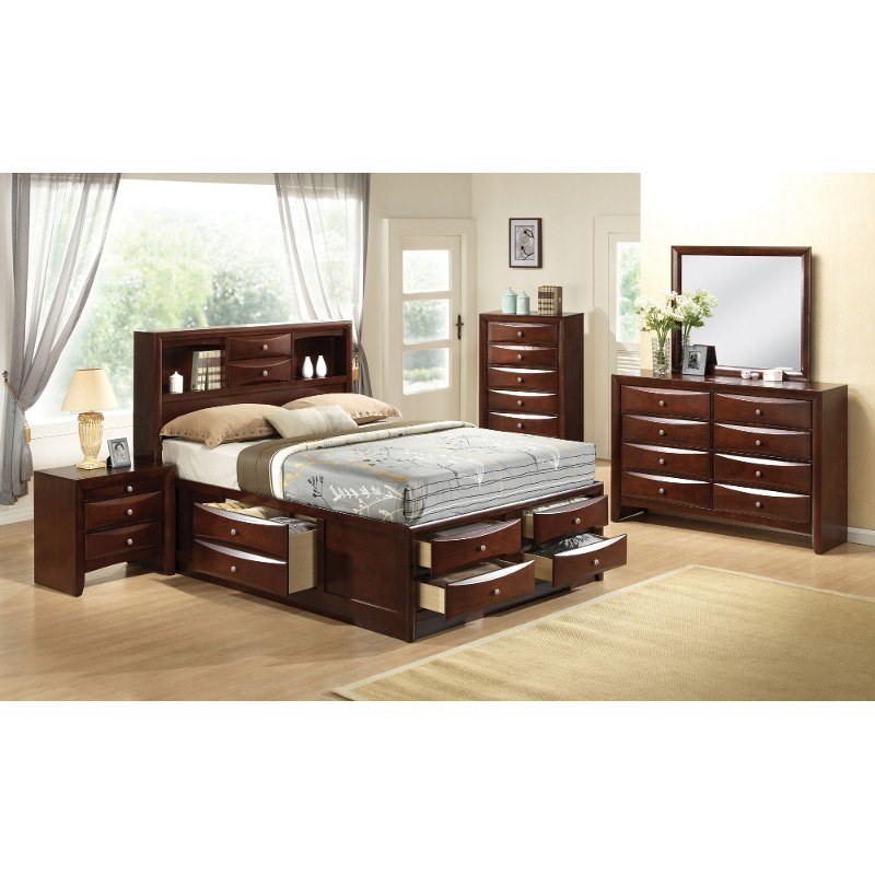 bedroom furniture sets with storage photo - 6