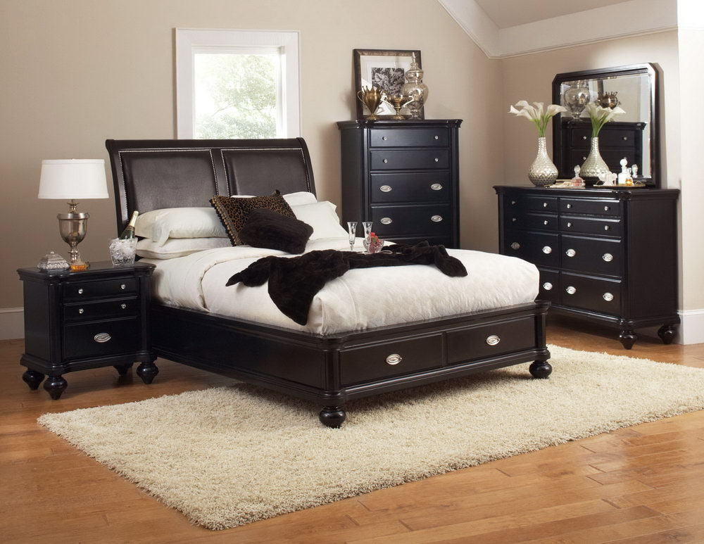 bedroom furniture sets with storage photo - 9