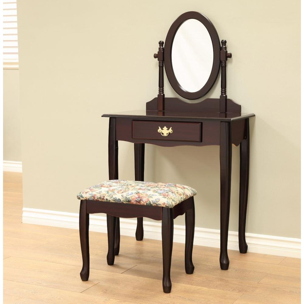 bedroom furniture sets with vanity photo - 1