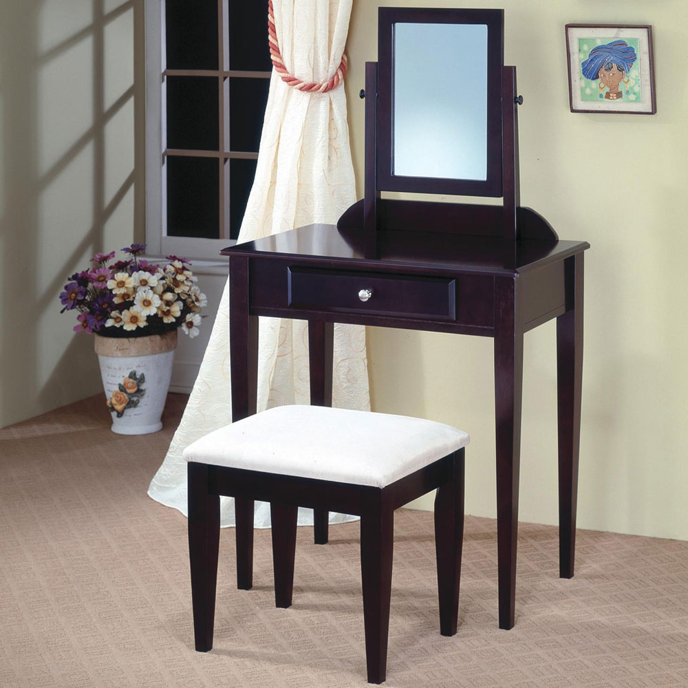 bedroom furniture sets with vanity photo - 10