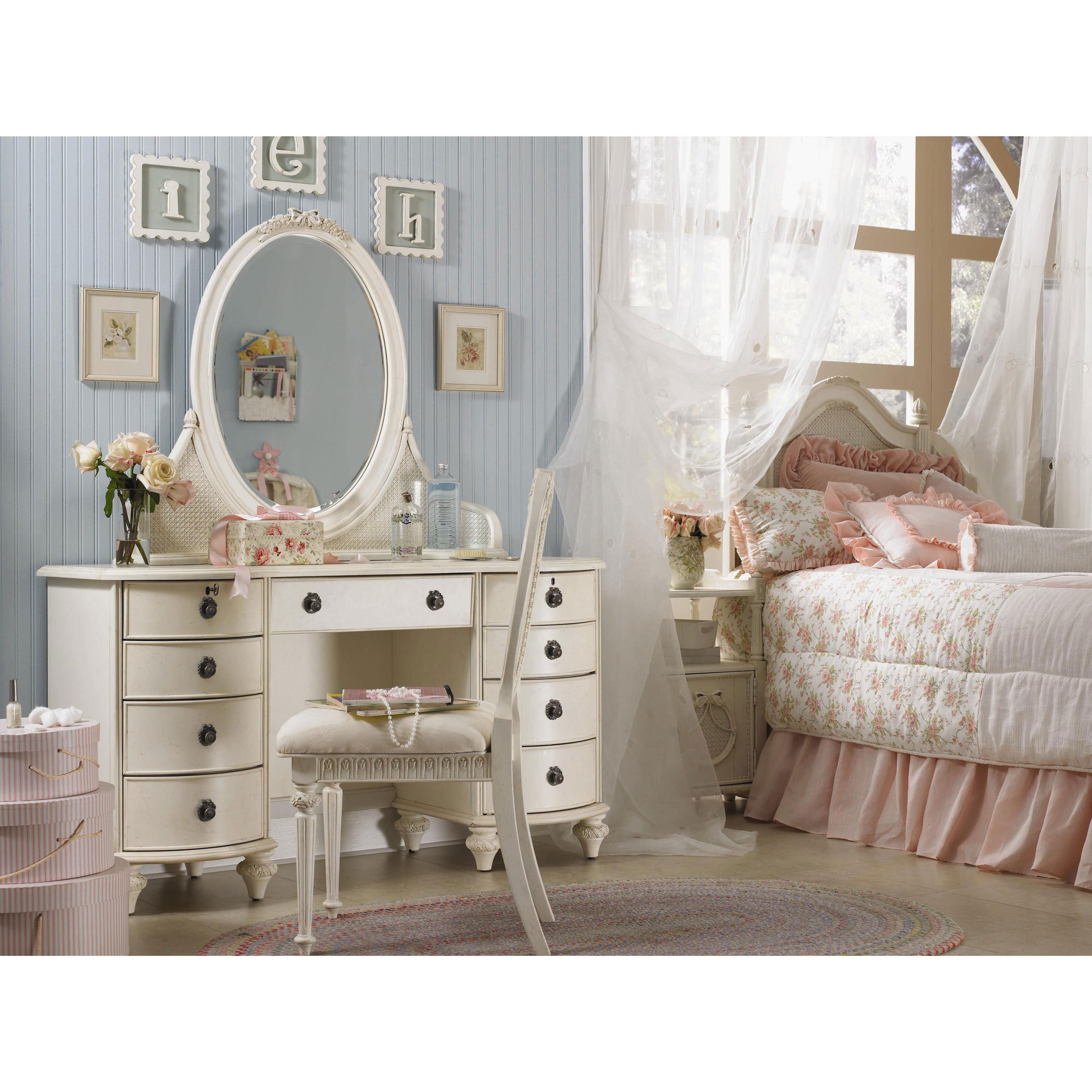 bedroom furniture sets with vanity photo - 3