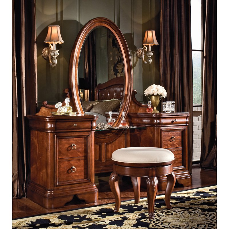 bedroom furniture sets with vanity photo - 4